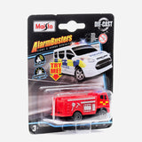 Maisto Alarmbusters Light And Sound   Fire Truck Toy For Boys