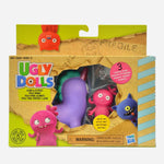 Uglydolls Moxy And Squish And Go Peggy 2 Toy Figures With Accessories For Kids