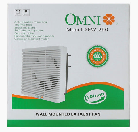 "Omni Exhaust Fan 10"" XFC-250-10"