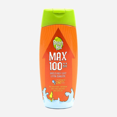 Beach Hut Max Spf100++ Lotion Sunblock 50Ml