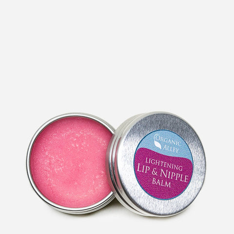 Organic Alley Lip And Nipple Balm 10G