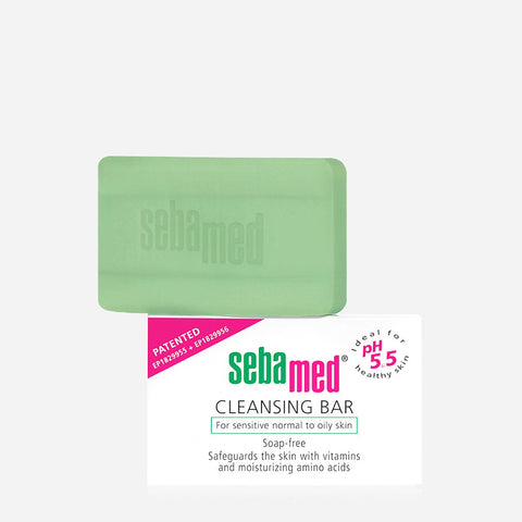 Sebamed Cleansing Bar 50G