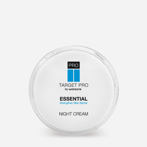 Target Pro By Watsons Essential Night Cream 40G