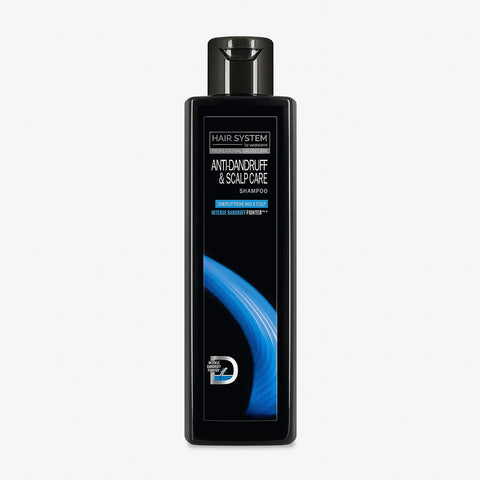 Hair System By Watsons Shampoo 200Ml Anti-Dandruff And Scalp Care