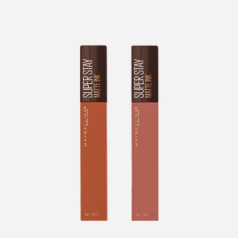 Maybelline Superstay Matte Ink Coffee Edition Gift Of Glam Set – Frappe Faves