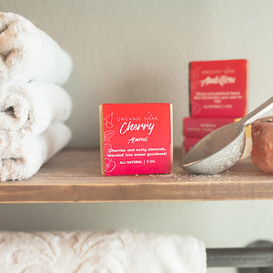 Cherry Almond All Natural Bar Soap