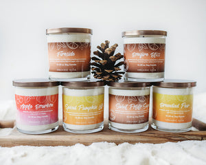 Fall Scents Candle Bundle