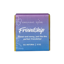 Load image into Gallery viewer, Friendship All Natural Bar Soap