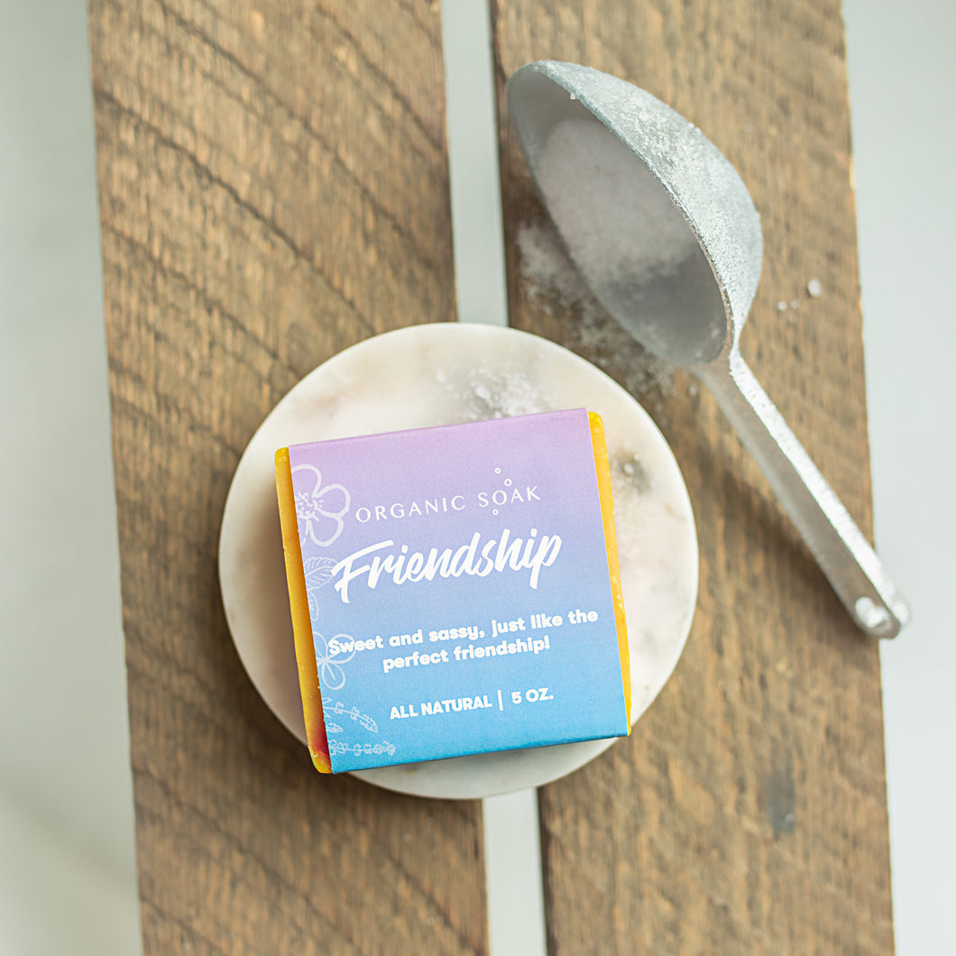Friendship All Natural Bar Soap