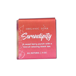 Serendipity All Natural Bar Soap