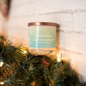 Tannenbaum (Christmas Tree) Scented Soy Candle