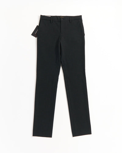 Alberto Rob Fit Charcoal Ceramica Dress Pants