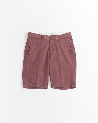 Brax 'Belleville' Cabernet Red Shorts