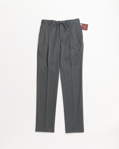 Echizenya Grey Stretch Tech Travel Pants