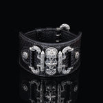 Load image into Gallery viewer, Inquisitor Cuff Bracelet (Carung)
