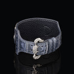 Load image into Gallery viewer, Inquisitor Cuff Bracelet (Alligator)