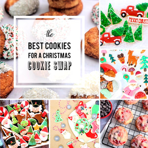 Best Cookies for A Christmas Cookie Swap