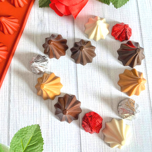 Learn to Make Chocolate Kiss Candies