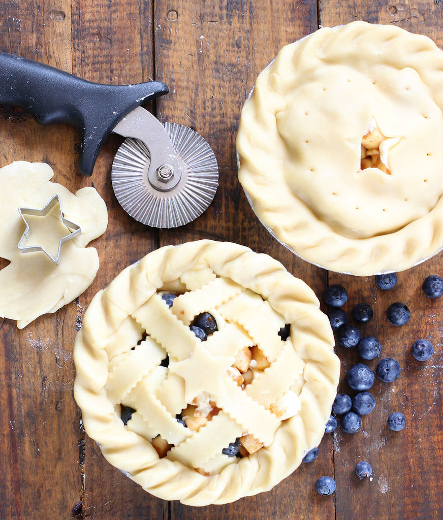 Go-to Pastry Dough Recipe for Pies, Quiche and Tarts