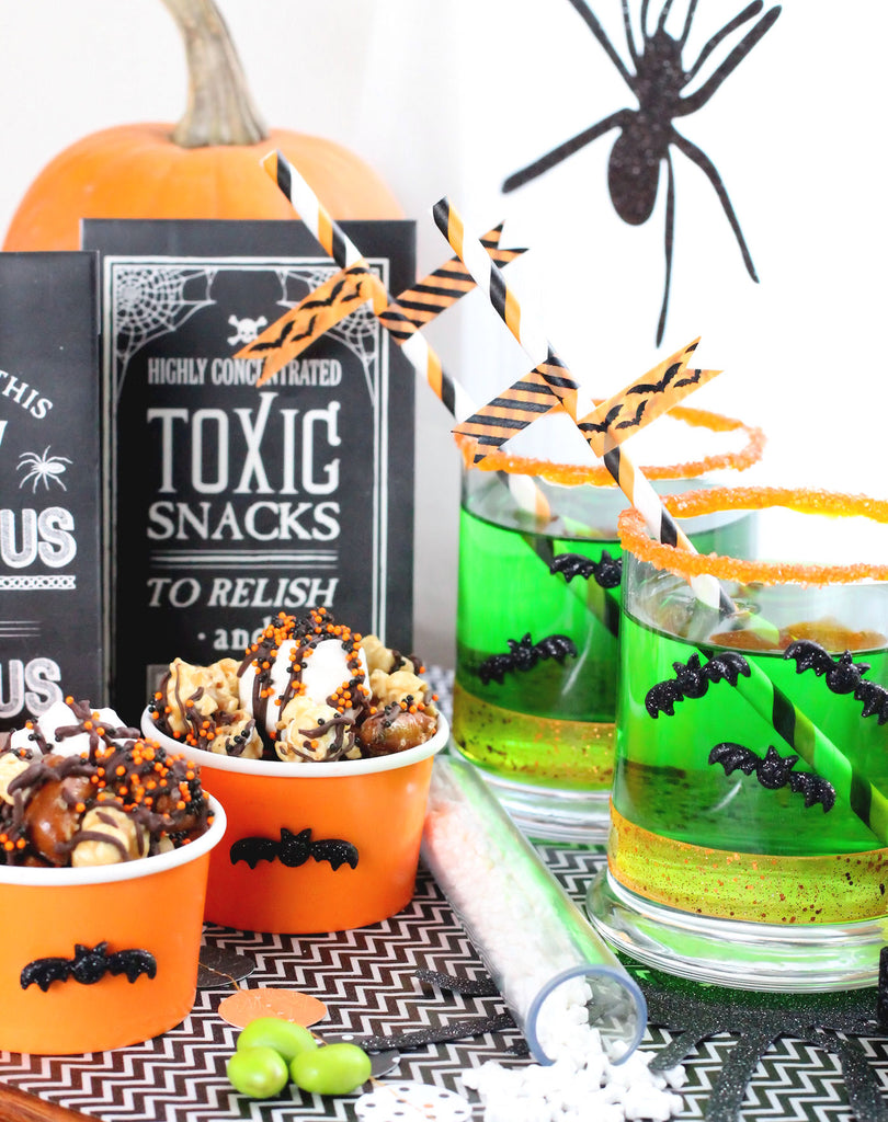 Halloween Party Dessert Display Tips   The Bakers Party Shop