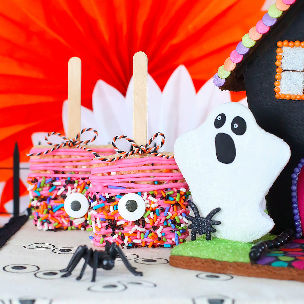 Cookie Haunted House Halloween Party Display - Bakers Party Shop