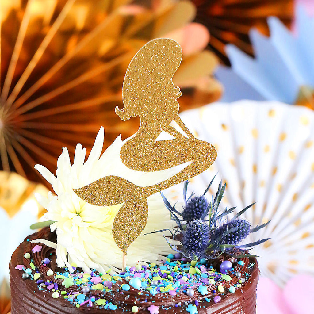 Mermaid Party Favors and Sweets | www.bakerspartyshop.com