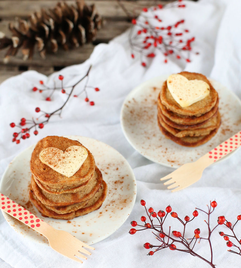 Gingerbread Pancake Mix Holiday Gifts | www.bakerspartyshop.com