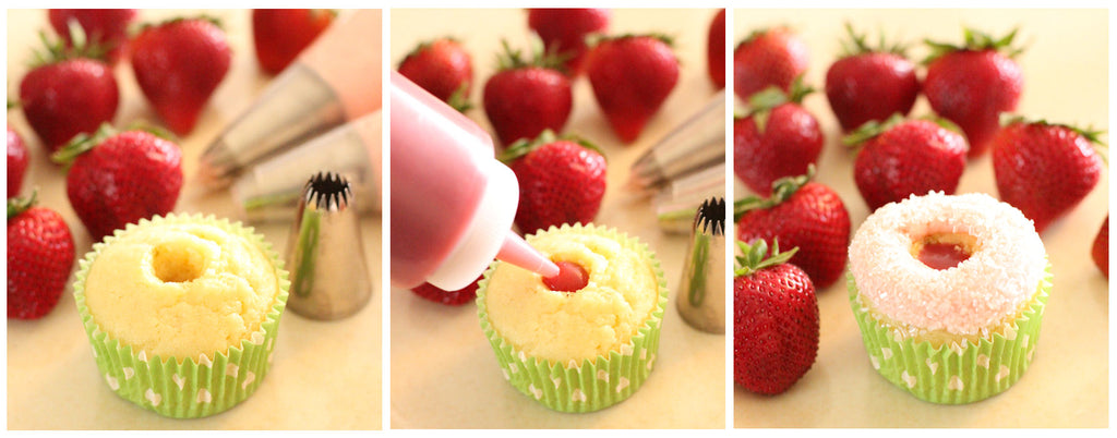 Strawberry Margarita Cupcakes Bakers Party Shop