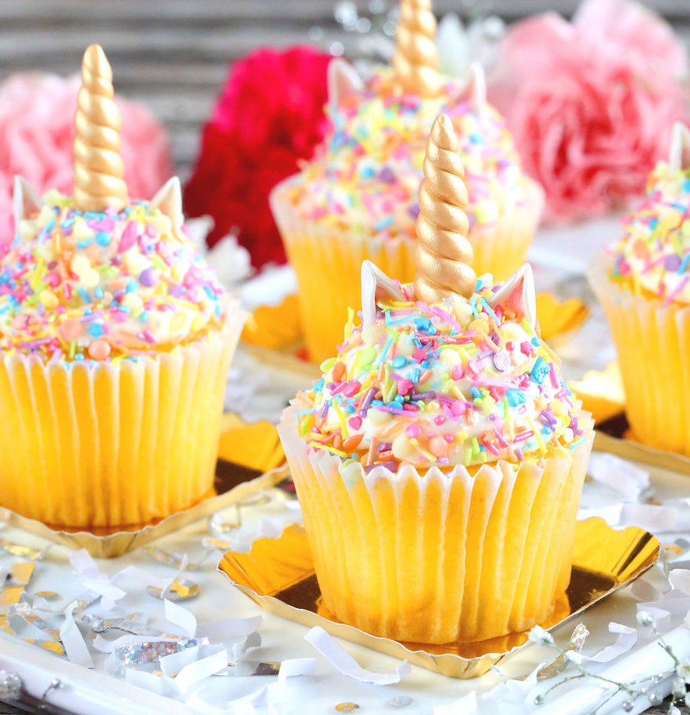 24 MERMAIDS CUPCAKE TOPPERS ICED ICING FAIRY CAKE BUN TOPPERS
