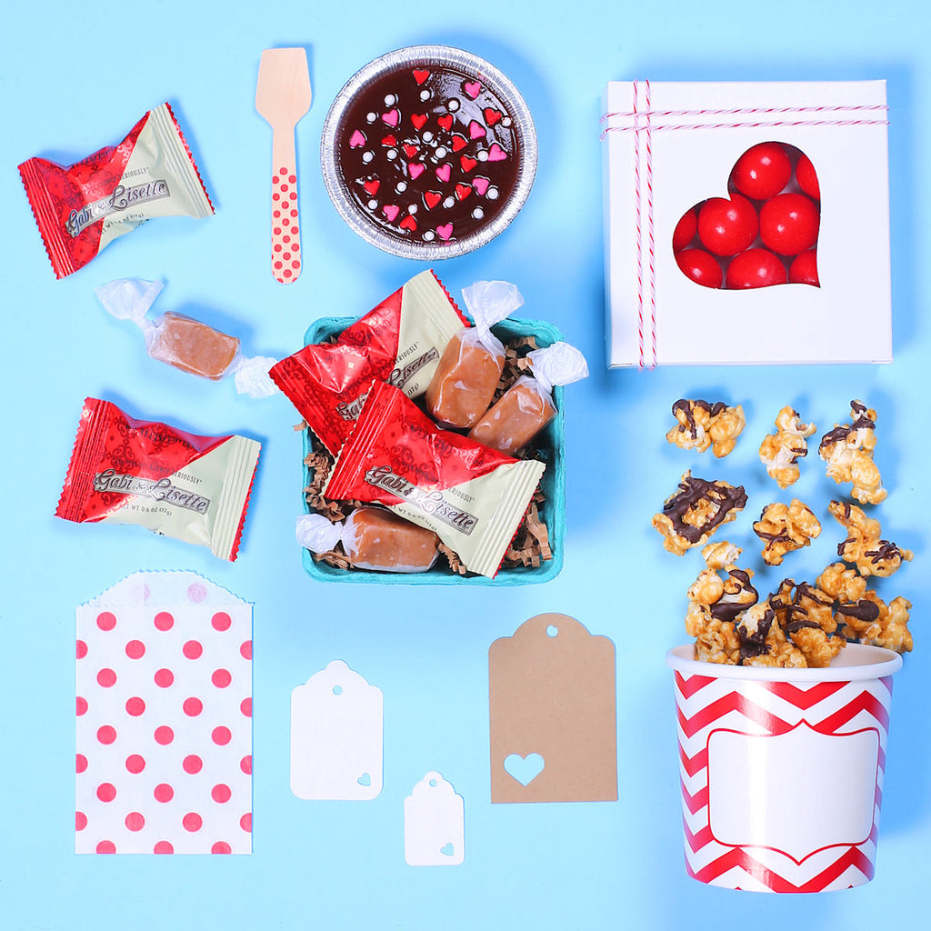 Valentine's Day Packing Ideas | www.bakerspartyshop.com