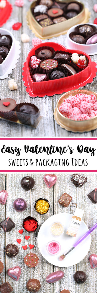 Easy Valentine S Day Sweets Packaging Ideas Galentine S Day