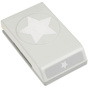 Large Star Paper Punch | www.bakerspartyshop.com