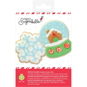Sweet Sugarbelle Snow Globe Cookie Cutters | www.bakerspartyshop.com