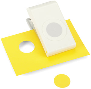 1.25 Inch Circle Paper Punch | www.bakerspartyshop.com