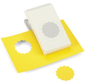 1.75 Inch Scallop Paper Punch | www.bakerspartyshop.com