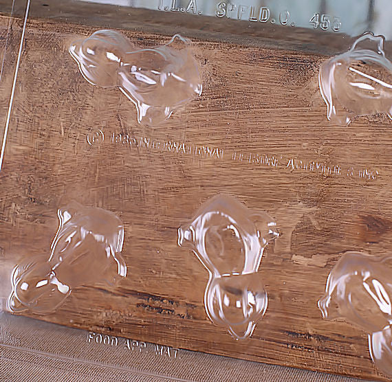 Little Duck Chocolate Mold Duck Candy Mold The Bakers