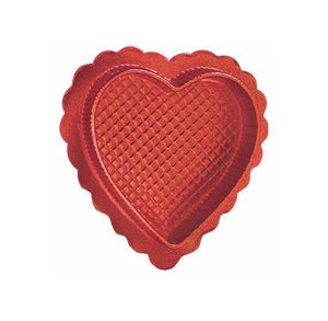 Medium Heart Candy Box: Red | www.bakerspartyshop.com