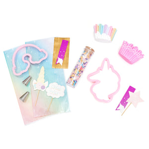 Unicorn Decorating Kit | www.bakerspartyshop.com