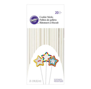 "8"" Cookie Pop Sticks 