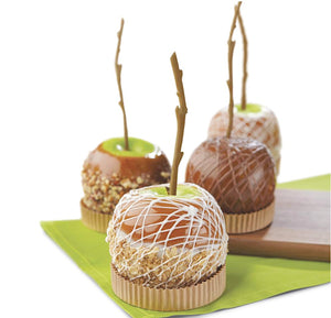 Branch Candy Apple Sticks: Gold | www.bakerspartyshop.com