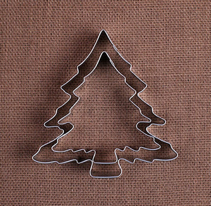 Christmas Tree Cookie Cutters | www.bakerspartyshop.com