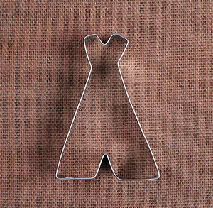 Teepee Cookie Cutter | www.bakerspartyshop.com