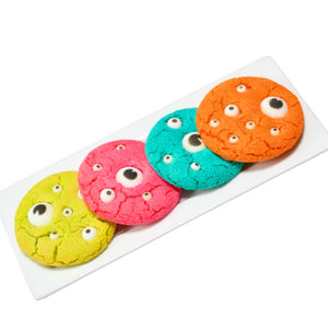 Large Eyeball Sugar Toppers | www.bakerspartyshop.com