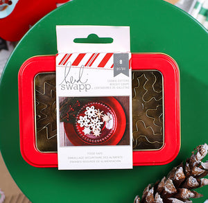 Snowflake Cookie Cutter Gift Set | www.bakerspartyshop.com