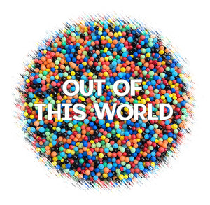 Out of This World Nonpareils Mix | www.bakerspartyshop.com