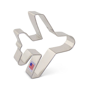 Airplane Cookie Cutter | www.bakerspartyshop.com