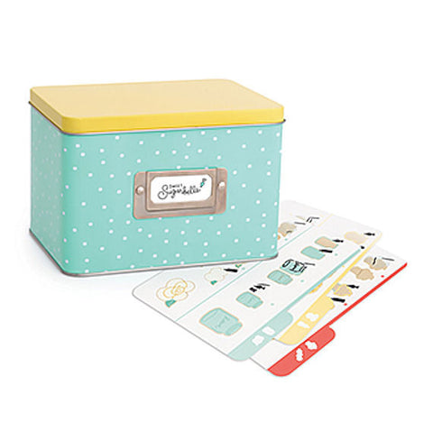 Sweet Sugarbelle Recipe Box | www.bakerspartyshop.com