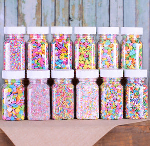 Pastel Sprinkle Party Set | www.bakerspartyshop.com