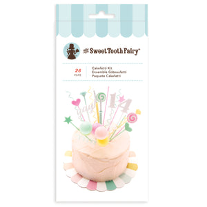 Sweet Tooth Fairy Cakefetti Kit | www.bakerspartyshop.com