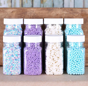 Frozen Party Sprinkle Set | www.bakerspartyshop.com